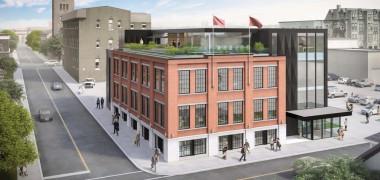 19 Regina Three Storey Office Building